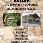 Flyer Energieholz Keller